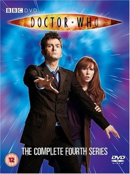 Doctor Who - Series 4: Complete Box Set DVD | Zavvi.comJohn Barrowman Doctor Who