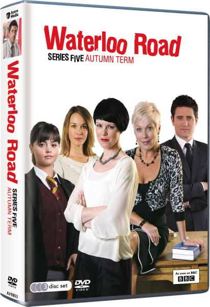 Waterloo Road Series 5 Autumn Term Dvd Zavvi