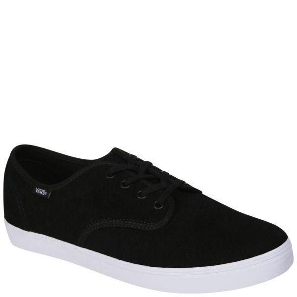 Vans Madero Suede Trainers - Black