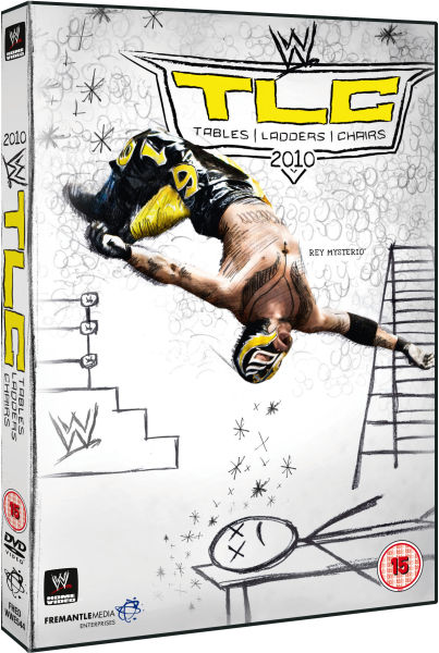 WWE: TLC - Tables, Ladders and Chairs 2010