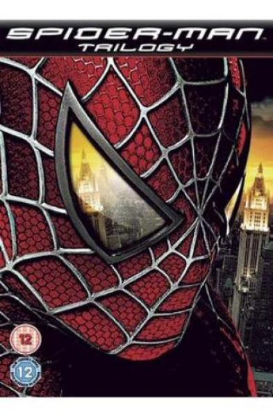 Spider Man 1 3 Box Set Dvd Zavvi Com