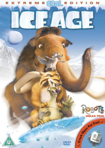 Ebay Mastercard Login >> Ice Age [Extreme Cool Edition] DVD | Zavvi