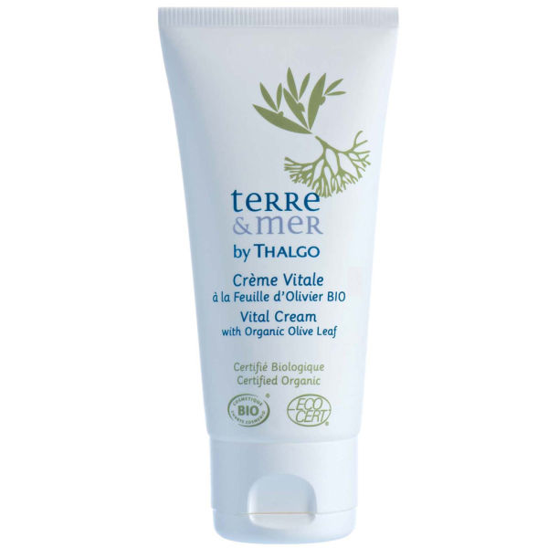Terre & Mer by Thalgo Vital Cream with Organic Olive Leaf 50ml/1.69oz