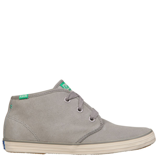 Keds Women's Champion Chukka Suede Boots - Light Grey