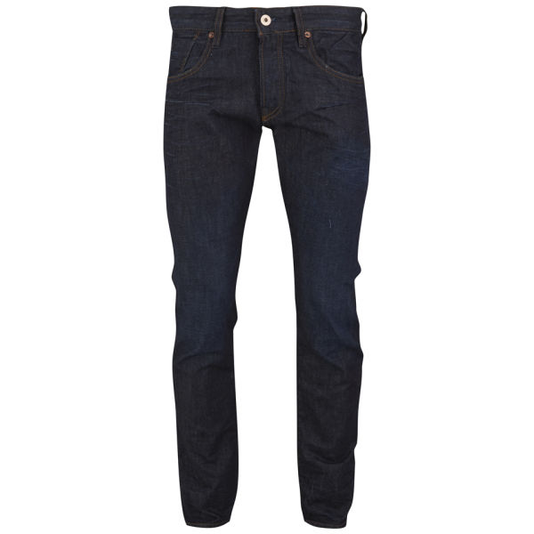 Scotch & Soda Men's Ralston Revolution Slim Fit Denim Jeans - Blue