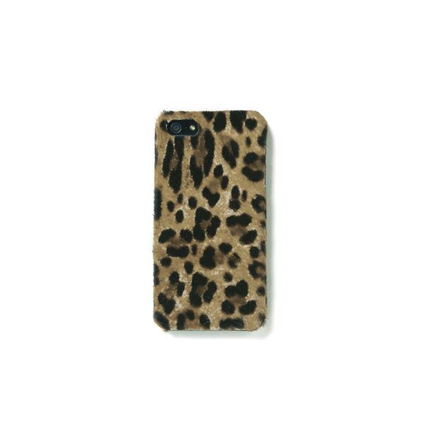 The Case Factory Women's iPhone 5 Case - Pony Leopard Camel