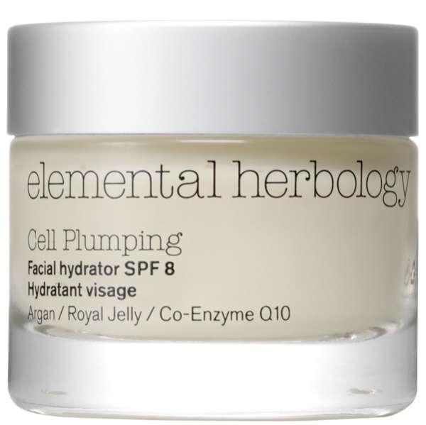 Elemental Herbology Cell Plumping Facial Hydrator SPF8 50ml