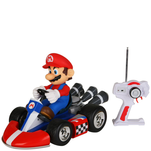 Mario Kart Nintendo Wii Radio Control Kart Mario 40cm