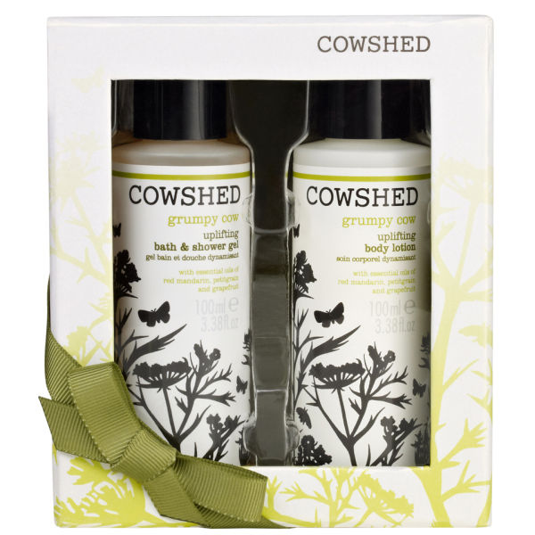 Cowshed Uplifting Grumpy Cow Duo Gift Set (2 Products)