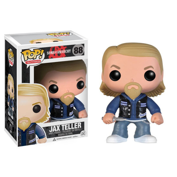 Sons Of Anarchy Jax Teller Pop! Vinyl Figure