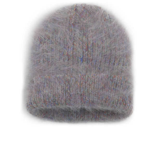 Blake Roseway Angora Wool Beanie Hat - Roseway Pink  Image 1 5bb24b80162