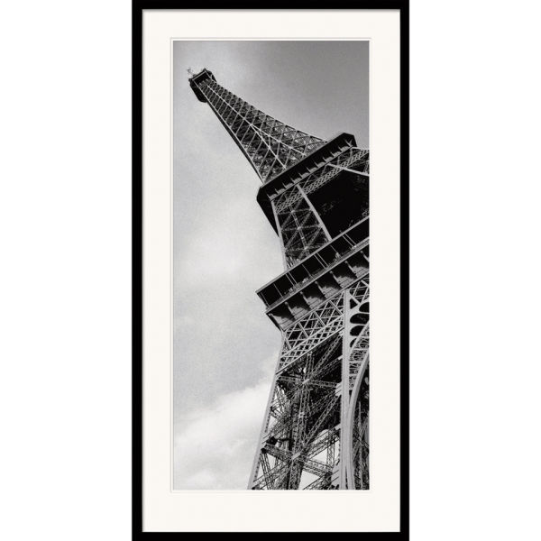 Amy Gibbings Eiffel Tower Art Print (50x100)