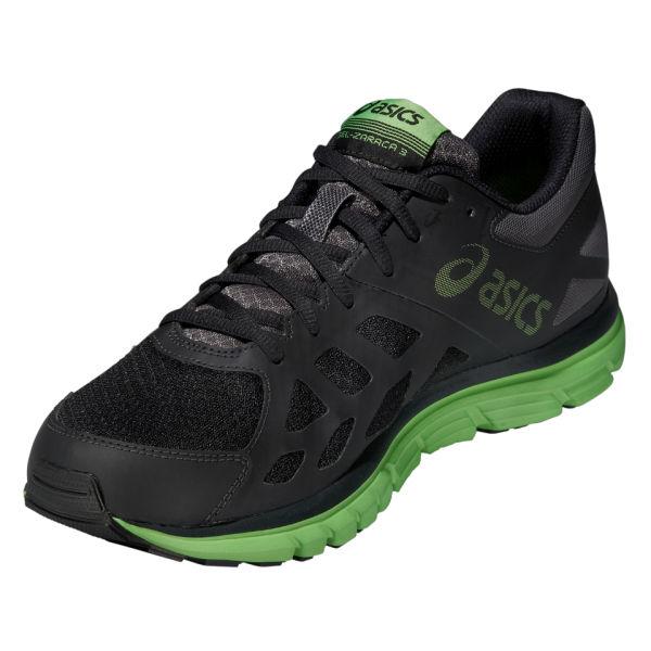 Asics Zaraca  Natural Running Shoes Review