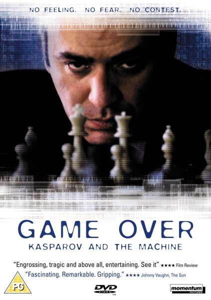 Game Over Kasparov And The Machine Dvd Zavvi