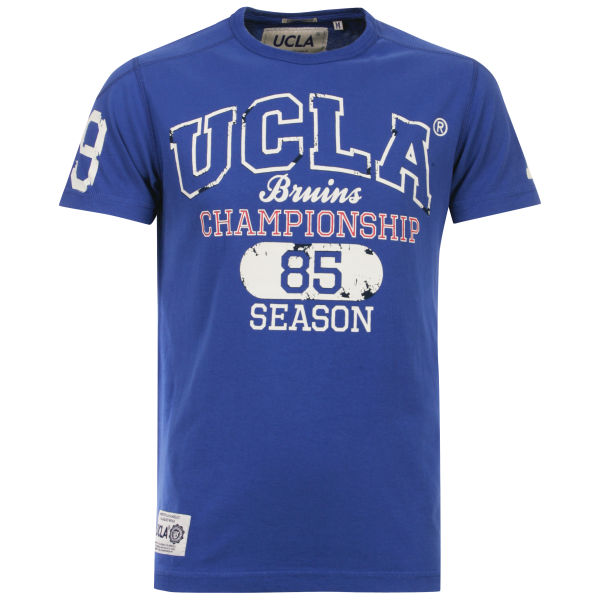 back to previous page home ucla men 39 s oliver t shirt cobalt blue. Black Bedroom Furniture Sets. Home Design Ideas