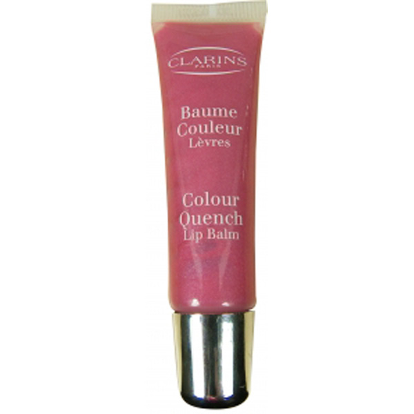 clarins colour quench lip balm 07 raspberry 15ml free shipping lookfantastic. Black Bedroom Furniture Sets. Home Design Ideas