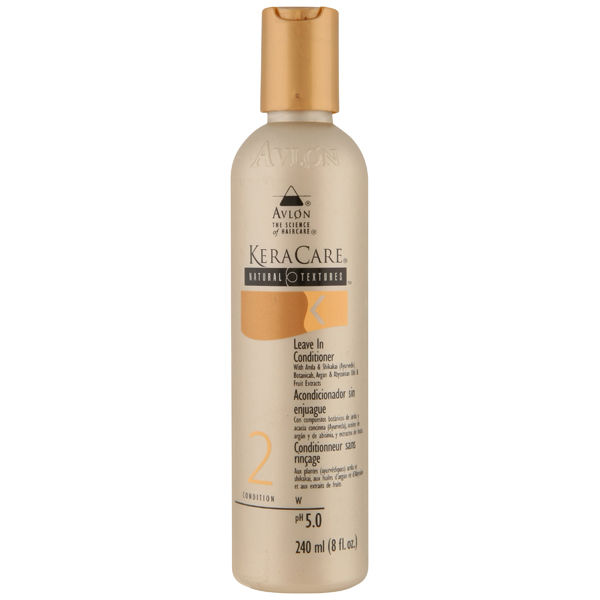 KeraCare Natural Textures Leave In Conditioner (240ml)