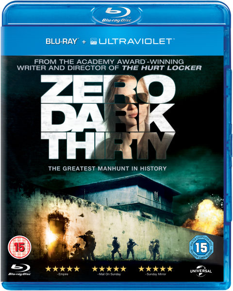 Zero Dark Thirty (Avec Copie Ultraviolet)