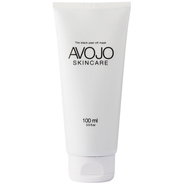 Avojo - The Black Peel Off Mask - (Bottle 100ml)