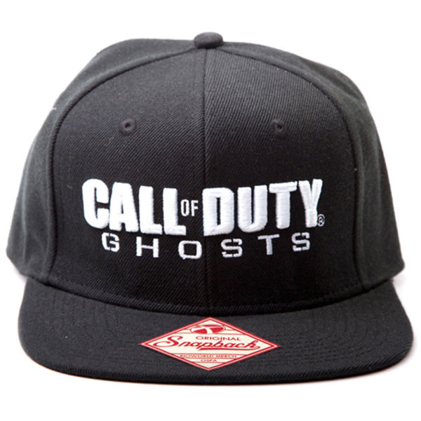 Here Be Porpoises Call Of Duty Ghosts: Call Of Duty Ghosts - Snapback Cap