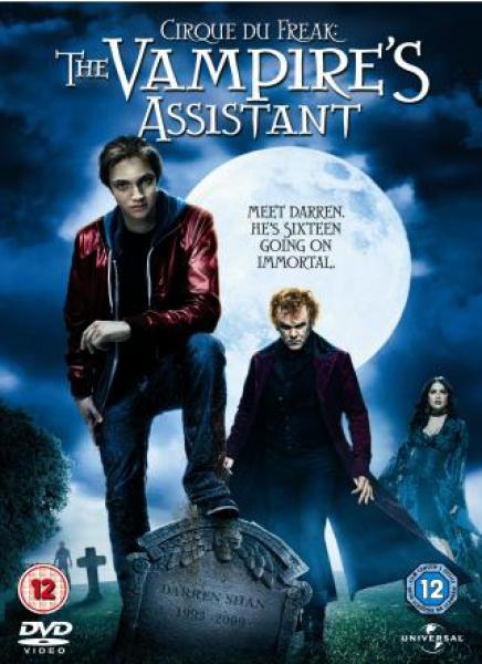 Cirque Du Freak - The Vampires Assistant