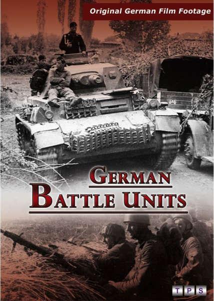 German Battle Units