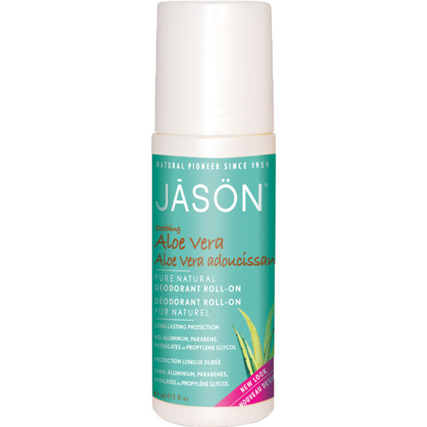 JASON Soothing Aloe Vera Roll-On Deodorant (85 g)