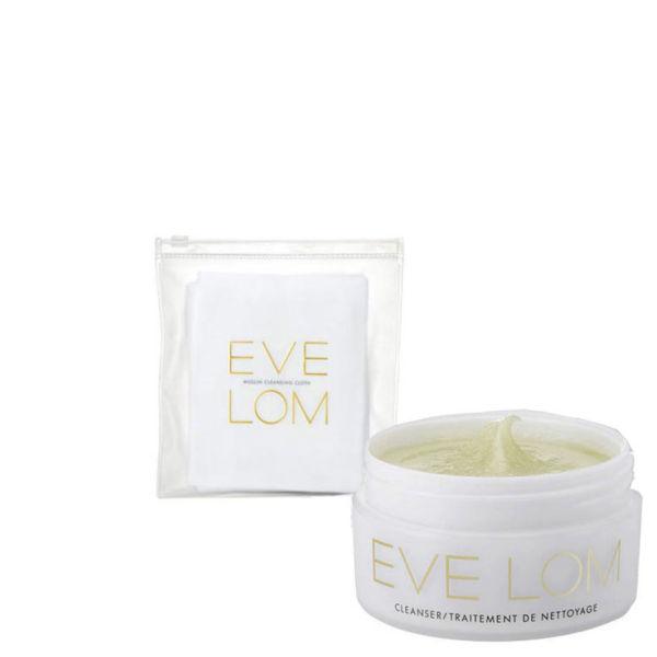 Eve Lom Cleanser 100 ml und 3 Musselin-Tücher