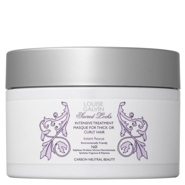 Louise Galvin Treatment Masque für Dickes oder Lockiges Haar 300ml