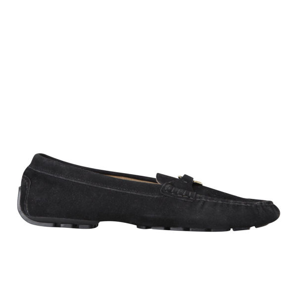 Lauren Ralph Lauren Women's Carley Leather Loafers - Black