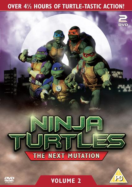 Teenage Mutant Ninja Turtles: The Next Mutation - Volume 2