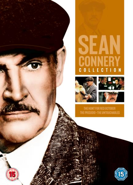 Sean Connery Collection The Hunt For Red October The