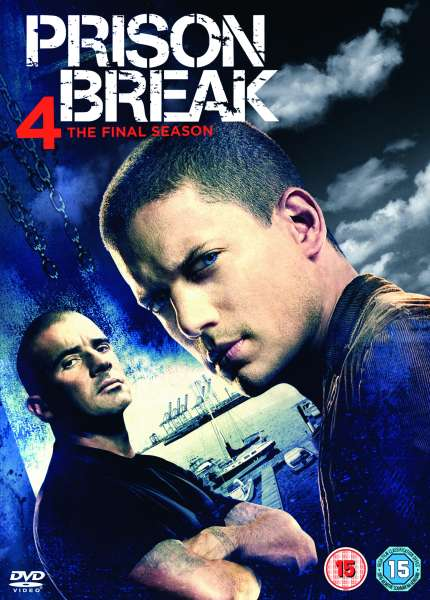 Prison Break Season 4 Dvd Zavvi