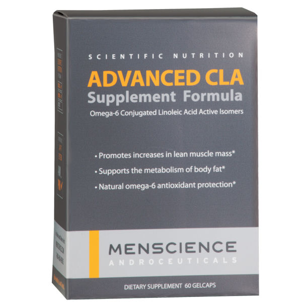 Menscience Advanced Cla Supplement Formula (60 kapsler)