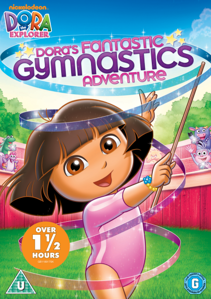 Dora the Explorer: Doras Fantastic Gymnastic Adventure