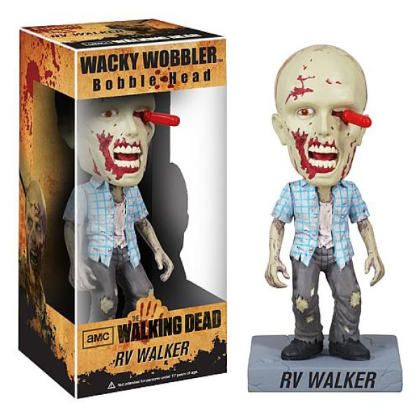 Figurine Bobblehead Zombie RV Walker  - The Walking Dead