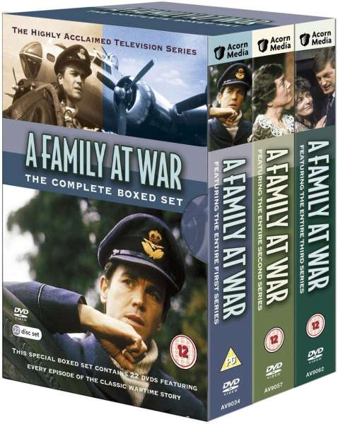A Family At War - The Complete Boxed Set [22DVD]
