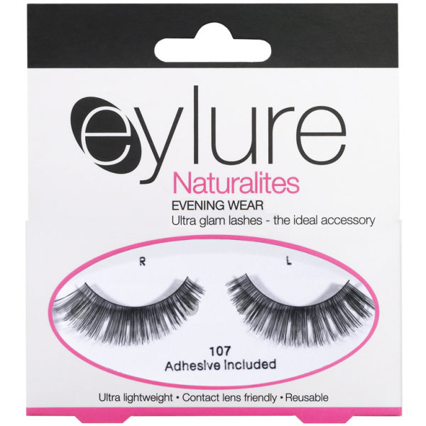 4685e9c63cd Eylure Naturalite Lashes - Glamour (107) | Free Shipping | Lookfantastic
