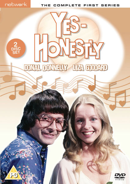 Yes - Honestly - The Complete First Series