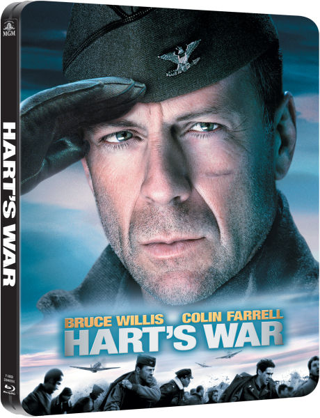 Harts War - Steelbook Edition (UK EDITION)