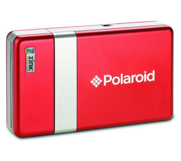 Polaroid Pogo Digital Instant Mobile Photo Printer Red Electronics