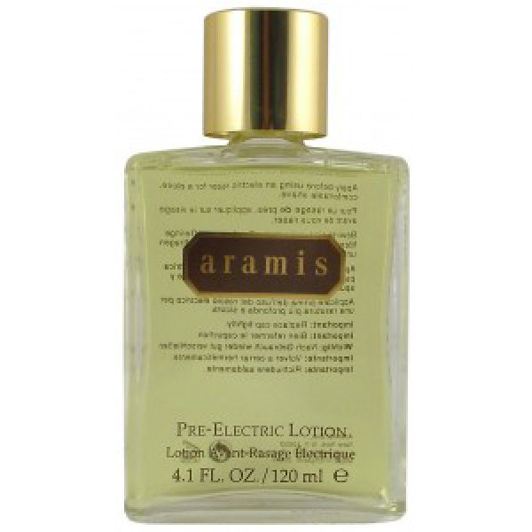 Aramis Classic Electric Pre Shave Lotion 120ml Health Beauty