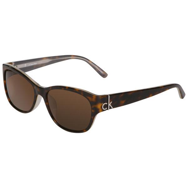 04c70505cd CK by Calvin Klein Women s Metal CK Logo Arm Sunglasses Womens ...