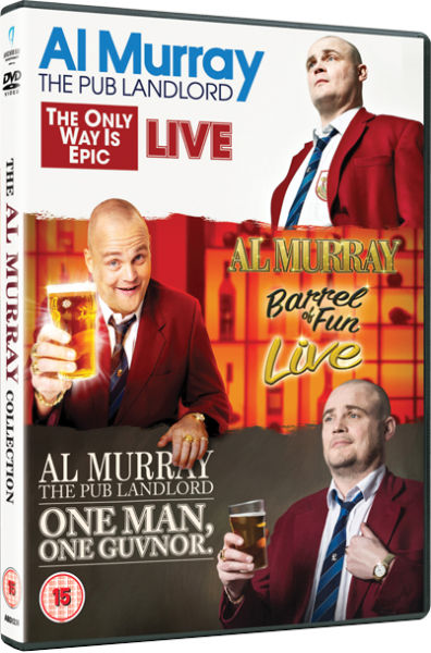 Al Murray: Collection