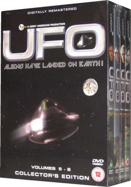 Ufo - Vol. 5 - 8 Collector's Edition Box Set