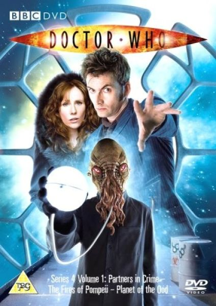 Doctor Who - Series 4, Volume 1