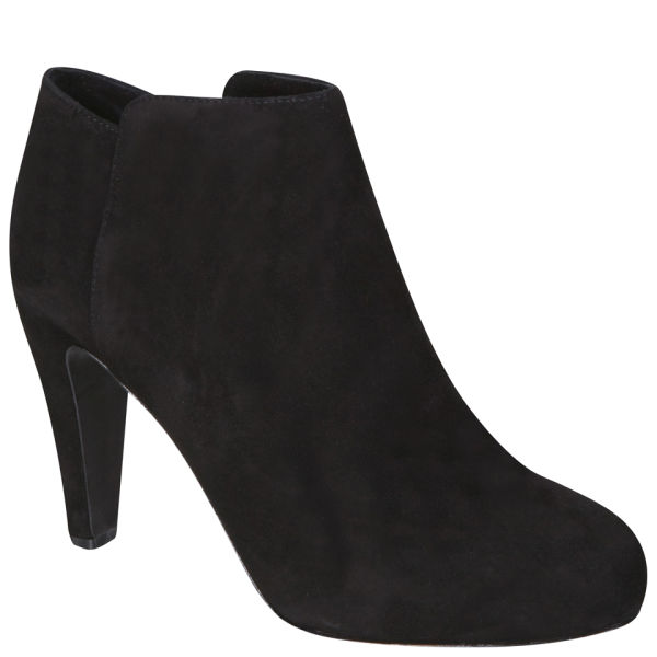 See By Chloé Women's Suede Ankle Boots - Black