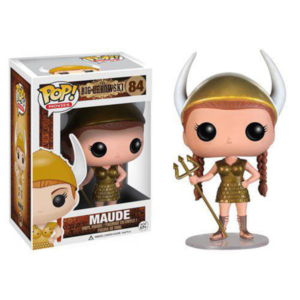The Big Lebowski Maude Pop! Vinyl Figure