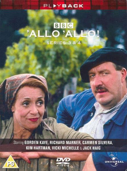 Allo Allo - Series 3 & 4