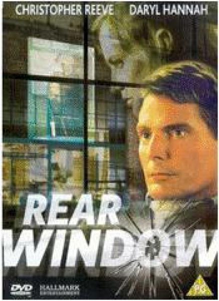 rear window 1998 dvd zavvi